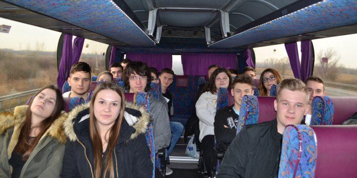 Radio Našice prati događanja u SSIK-a u sklopu programa Erasmus+