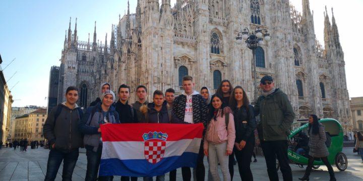Našički web portal i Glas Slavonije pišu o Erasmus-u